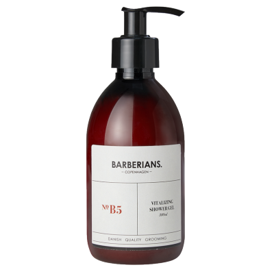 Barberians Vitalizing Shower Gel 300 ml