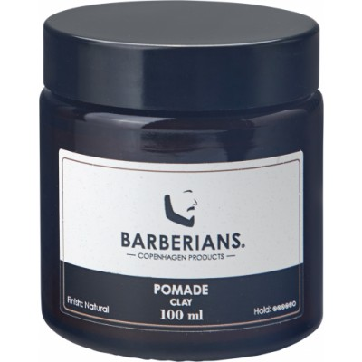 Barberians Pomade Clay 100 ml