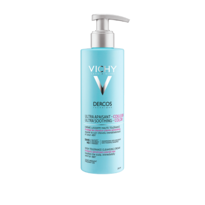Vichy Dercos Ultra Soothing Cleansing Cream 250 ml