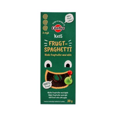 Castus Kids Frukt Spaghetti Äpple 30 g