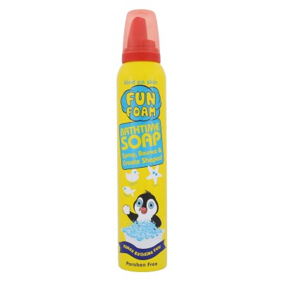 Fun Foam Bathtime Soap Penguin 225 ml