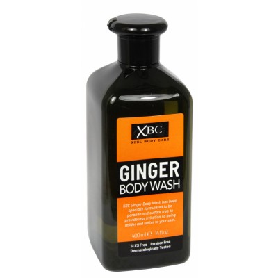 XBC Ginger Body Wash 400 ml