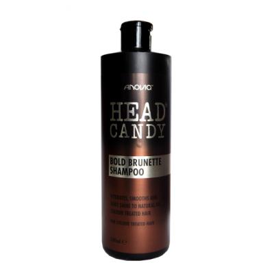 Anovia Head Candy Bold Brunette Shampoo 500 ml