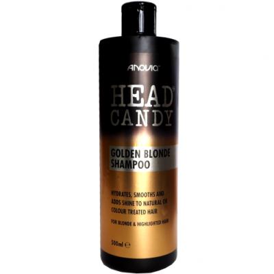 Anovia Head Candy Golden Blonde Shampoo 500 ml