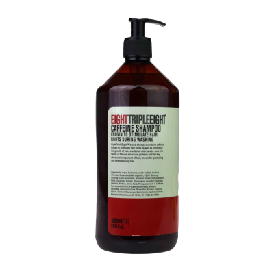 Triple Eight Caffeine Shampoo 1000 ml