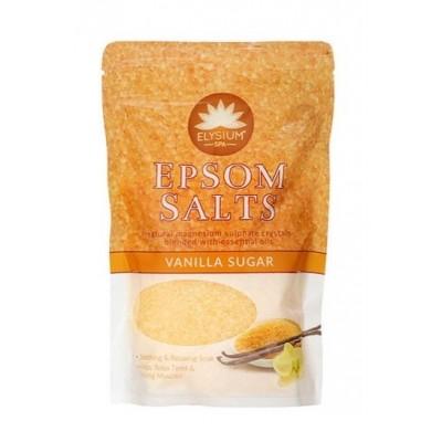 Elysium Spa Bath Salt Vanilla Sugar 450 g