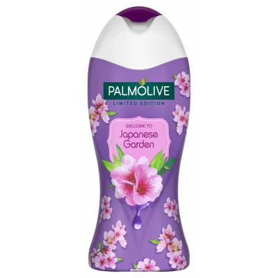 Palmolive Japanese Garden Shower Gel 250 ml