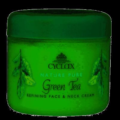 Cyclax Green Tea Face & Neck Cream 300 ml