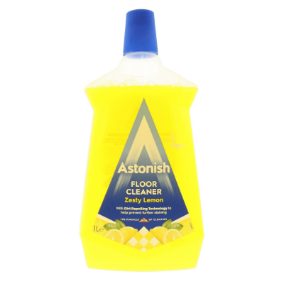 Astonish Floor Cleaner Zesty Lemon 1000 ml