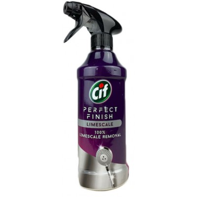 Cif Perfect Finish Limescale Removal 435 ml