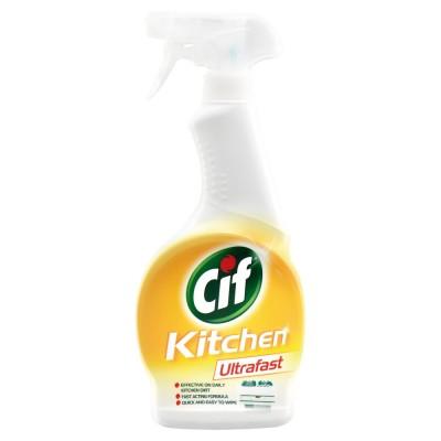 Cif Ultrafast Kitchen 450 ml