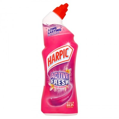 Harpic Active Fresh Pink Blossom 750 ml