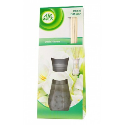 Air Wick Reed Diffuser White Flowers 25 ml