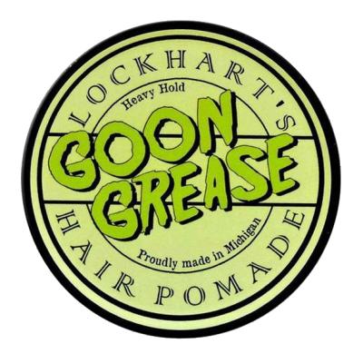 Lockhart's Heavy Hold Goon Grease Hair Pomade 113 g