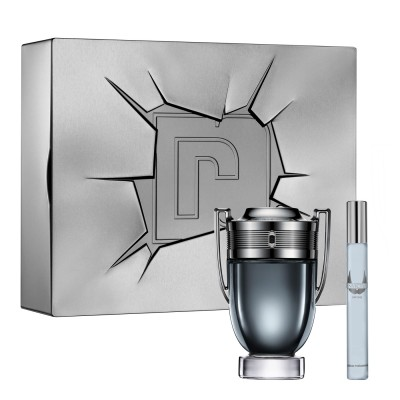 Paco Rabanne Invictus Intense EDT Set 100 ml + 10 ml