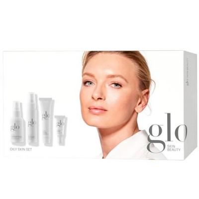 Glo Skin Beauty Oily Skin Set 60 ml + 30 ml + 22 ml + 5 ml