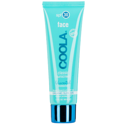 Coola Classic Face Sunscreen Unscented SPF30 50 ml