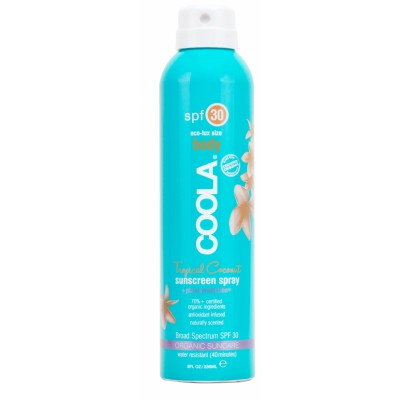 Coola Body Sunscreen Spray Tropical Coconut SPF30 236 ml