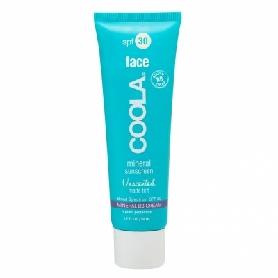 Coola Face Mineral Unscented Sunscreen Matte Tint SPF30 50 ml
