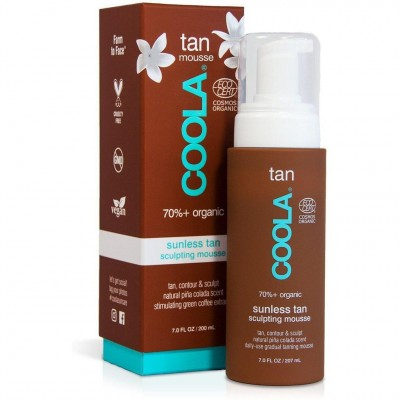 Coola Sunless Tan Sculpting Mousse 207 ml
