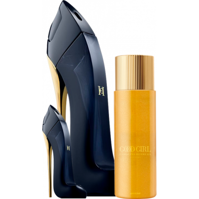 Carolina Herrera Good Girl EDP & EDP Mini & Body Oil 80 ml + 7 ml + 100 ml