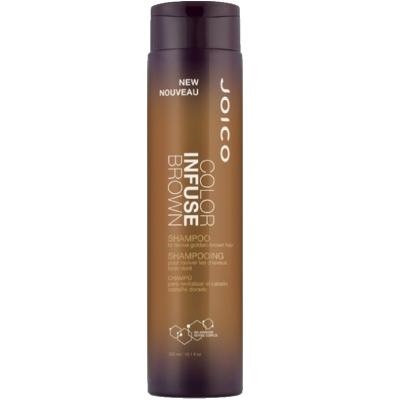 Joico Color Infuse Shampoo Brown 300 ml