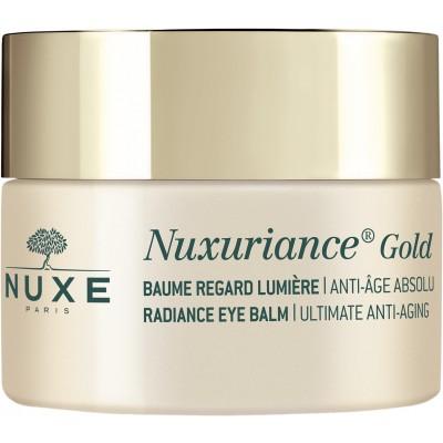 Nuxe Nuxuriance Gold Eye Balm 15 ml