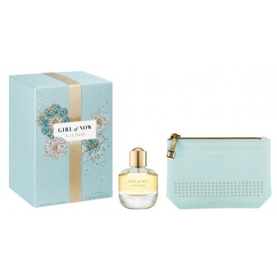 Elie Saab Girl Of Now EDP & Mini Pouch 50 ml + 1 stk