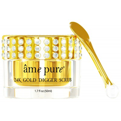 Ame Pure 24K Gold Digger Scrub 50 ml