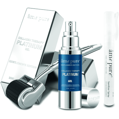 Ame Pure CIT Gentlemen Platinum Kit 30 ml + 12 ml + 1 stk