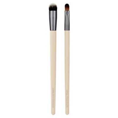 EcoTools Ultimate Concealer Duo Brushes 2 stk