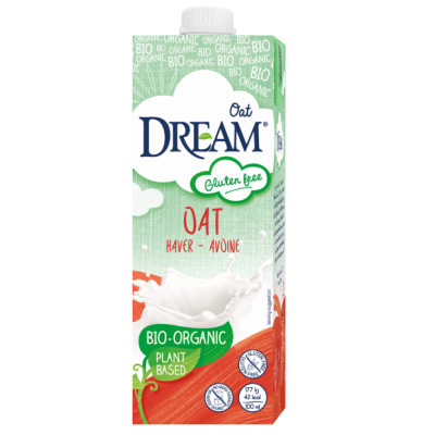 Dream Dream Oat Kaurajuoma 1000 ml