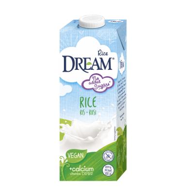 Dream Dream Rice Riisijuoma + Kalsium 1000 ml