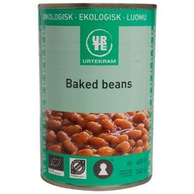 Urtekram Baked Beans Øko 400 g