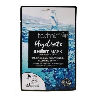 Technic Hydrate Sheet Mask 18 g