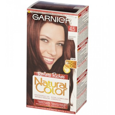 Garnier Garnier Natural Color 4.5 Mahogany Brown 1 kpl