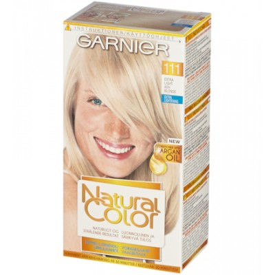 Garnier Garnier Natural Color 111 Extra Light Ash Blonde 1 kpl