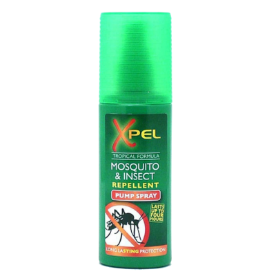 Xpel Mosquito & Insect Repellent Pump Spray 70 ml