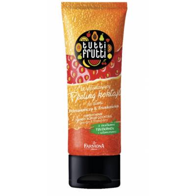 Tutti Frutti Orange & Strawberry Hands Scrub 75 g