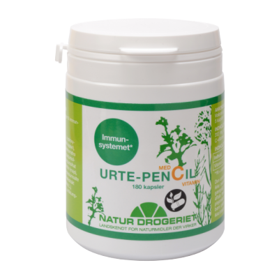 Natur Drogeriet Urte-penCil C-vitamin 180 stk
