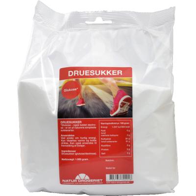 Natur Drogeriet Druesukker 1000 g
