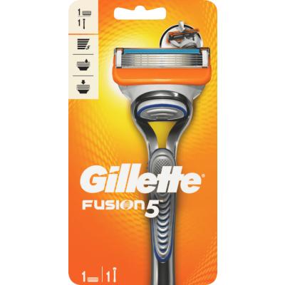 Gillette Fusion 5 Skraber & Barberblad 1 skraber + 1 blad