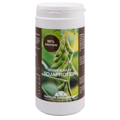 Natur Drogeriet Body Kraft Sojaprotein 400 g