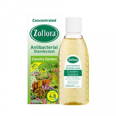 Zoflora tiivistetty desinfiointiaine Country Garden 120 ml