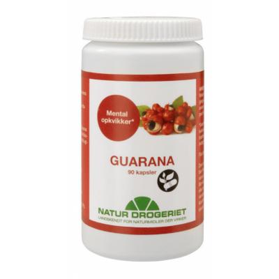 Natur Drogeriet Guarana Kapsler 90 stk