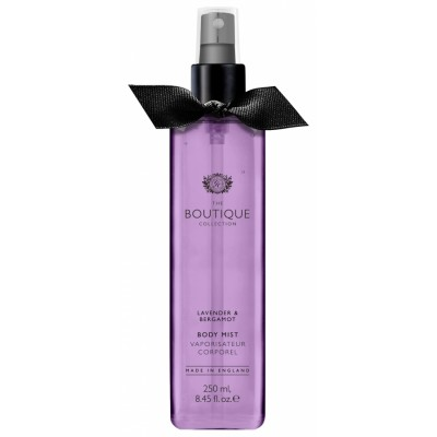 Grace Cole Lavender & Bergamot Body Mist 250 ml