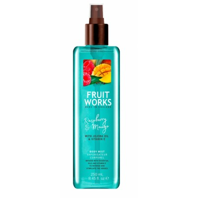 Fruit Works Raspberry & Mango Body Mist 250 ml