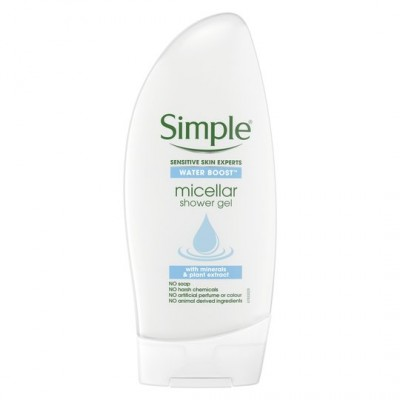 Simple Micellar Shower Gel 250 ml