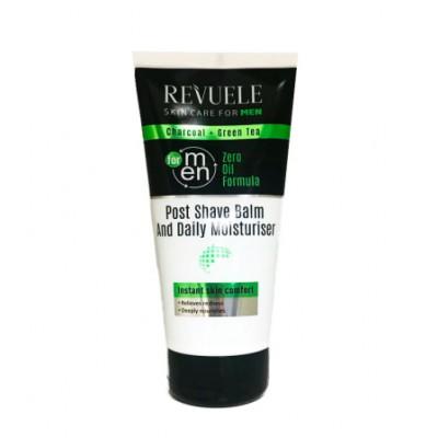 Revuele Men Shaving Gel & Face Wash Detoxifying 180 ml