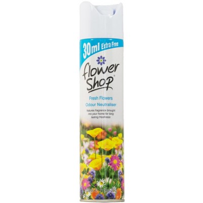 Flower Shop Air Freshener Fresh Flowers 300 ml